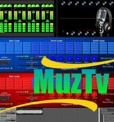 Techno mixer